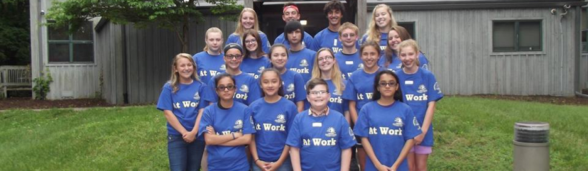 Photo Release Local Youth Attending Lenawee Youth Leadership Camp